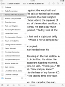 Scrivener with sidebar open. Larger zoom.